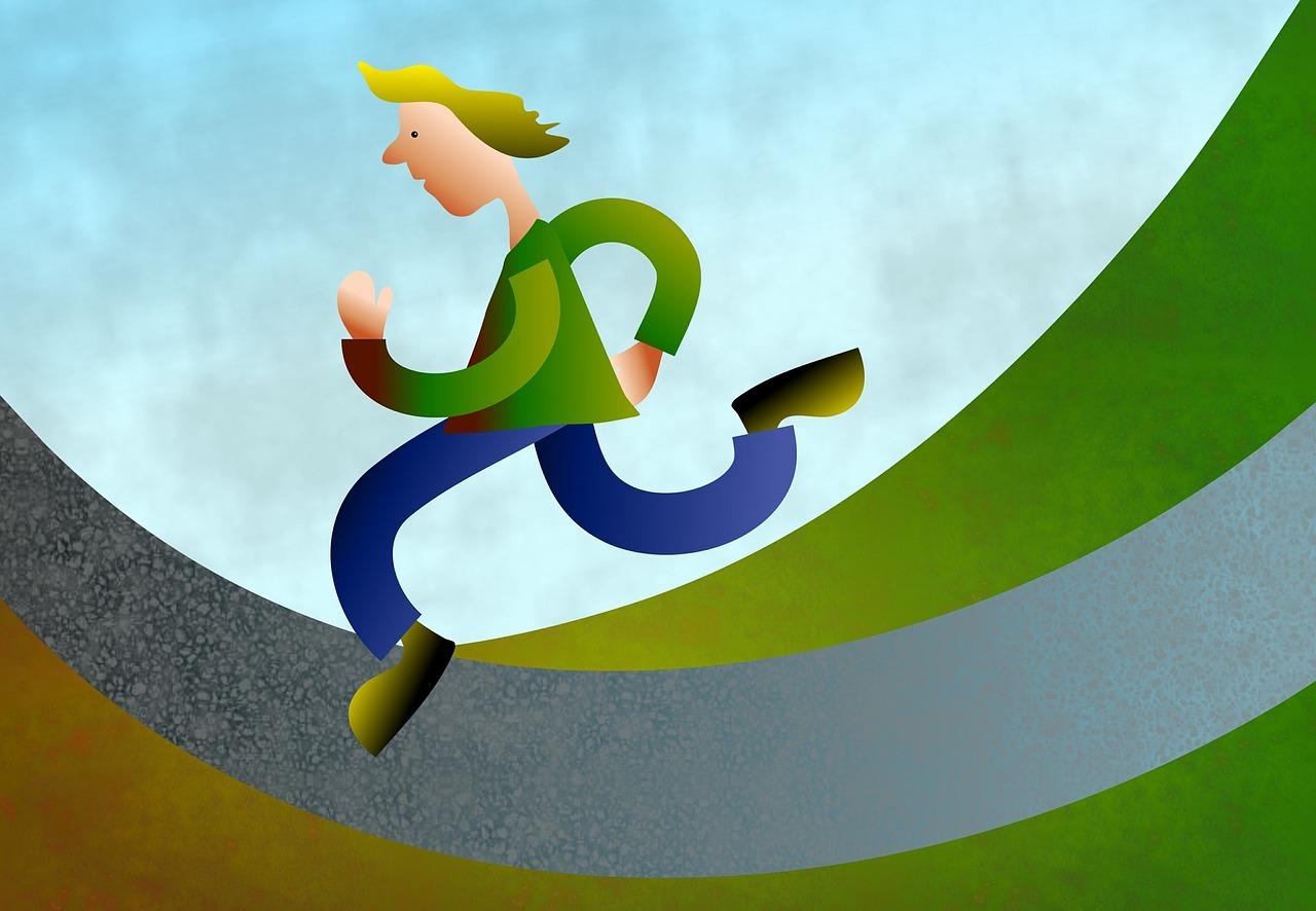 早歩きのダイエット効果に注目。速度と脂肪燃焼の関係性。