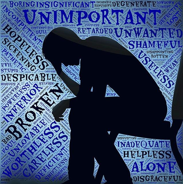 自己嫌悪の意味とは?それは克服するのではなく従うもの