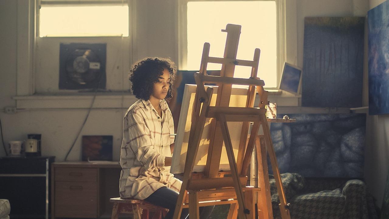 「孤独を好きにならないと芸術家にはなれないよ」
